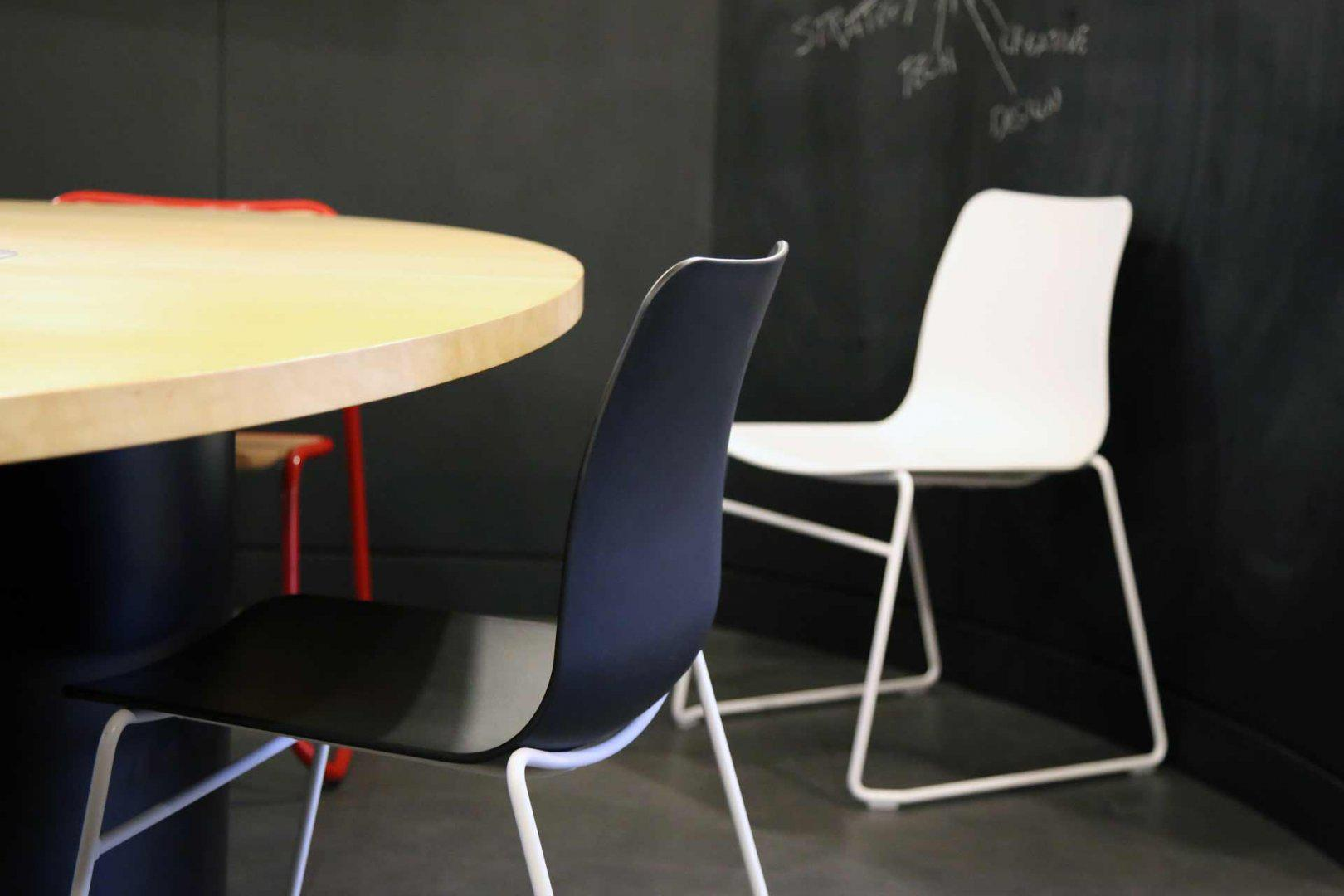Polly Chair Barstool Workspace Studio