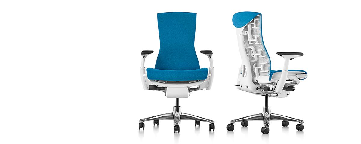 embody chairs | workspace studio