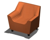 Swoop Club Chair Product Image