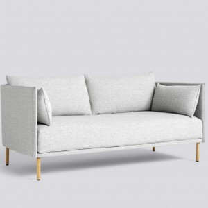SILHOUETTE SOFA 2 SEATER DUO