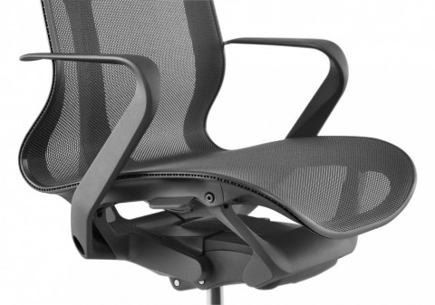 Cosm Chair, Auto Harmonic Tilt