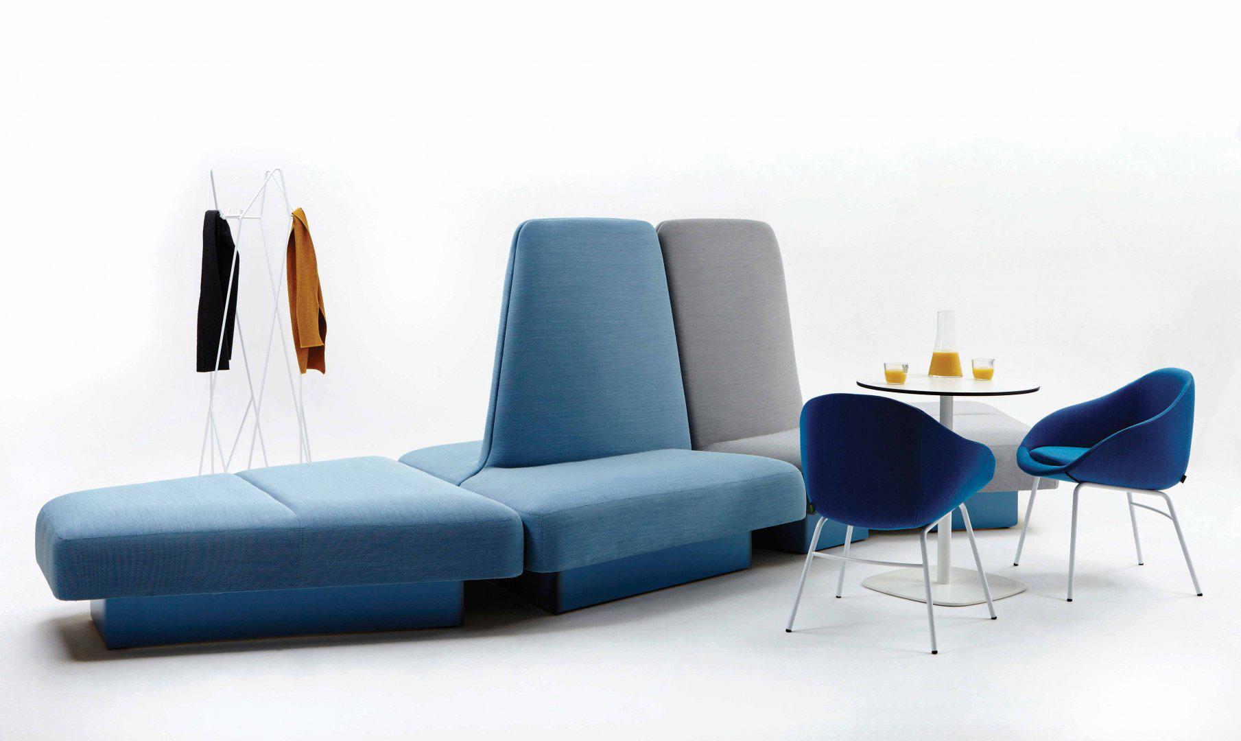 Rhyme Modular Seating Workspace Studio