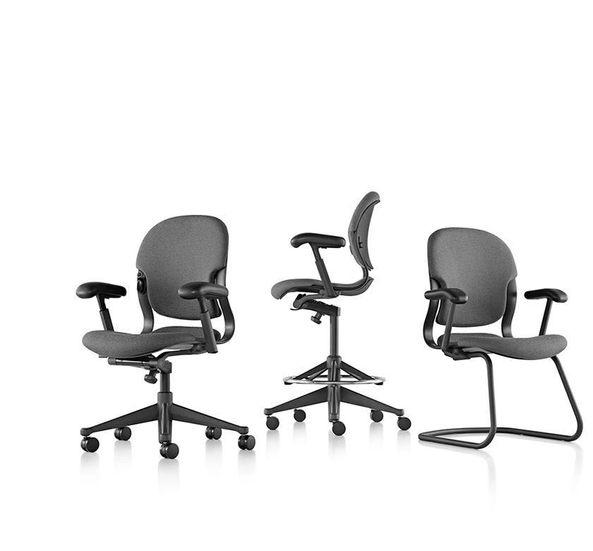 Equa 2 Chairs | Workspace Studio