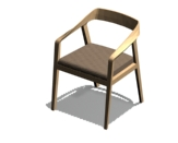 Full Twist Guest Chair Product Image