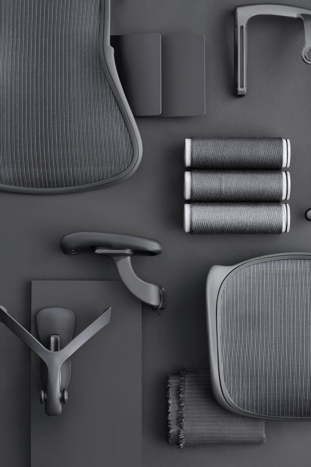 Aeron Chairs Remastered Workspace Studio