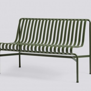 PALISSADE DINING BENCH WITHOUT ARMREST